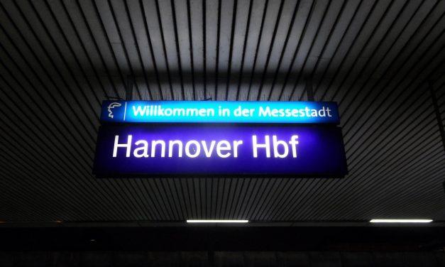 Anreise nach Hannover