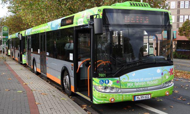 Bus, Stadtbahn und S-Bahn